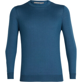 Icebreaker Quailburn Crewe Sweater Men thunder